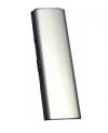 Αναπτήρας τσιγάρων επαναφορτιζόμενη με usb Ασημί (oem)