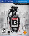 PSVita game: Unit 13 (ΜΤΧ)