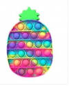 Pop It Παιχνίδι  ΑντιΣτρες - Bubble Νερομπογιες Ανανας  (oem)(bulk)