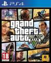 PS4 GAME - Grand Theft Auto V GTA V