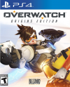 PS4 GAME - Overwatch Origins Edition