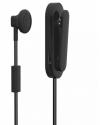 Bluetooth ασύρματο ακουστικό ClipOn MAJESTIC HD 15BT Μαυρο
