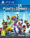 PS4 Game - Plants vs. Zombies: Battle for Neighborville