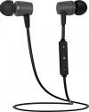 Ασύρματα Ακουστικά Magnetic Hands free Άθλησης Bluetooth STN-815 - Μαύρο