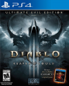 PS4 GAME - Diablo III: Ultimate Evil Edition
