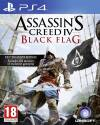 PS4 GAME - Assassin's Creed IV: Black Flag