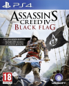 PS4 Game - Assassins Creed Black Flag (ΜΤΧ)