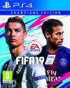 PS4 GAME - FIFA 19 - Champions Edition