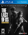 PS4 GAME - The Last of Us Remastered - UK