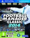 PS VITA GAME - Football Manager Classic 2014