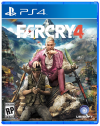 PS4 GAME - Far Cry 4