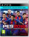 PS3 GAME - Pro Evolution Soccer 2018 Premium Edition PES 2018 + Pre Order bonus (Αγγλικό)