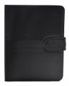 Θήκη Βιβλίο Universal για Tablet 6'' Μάυρη (Ancus)
