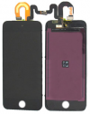 ipod Touch 5 Complete LCD And Digitizer Touchpad In Black