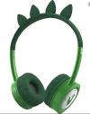 Ακουστικά για παιδιά iFrogz by ZAGG Little Rockerz Costume Headphones T-REX Με προστασία έντασης