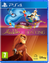 PS4 Game - Aladdin and the Lion King