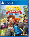 PS4 GAME - Crash Team Racing Nitro Fueled