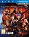 PS VITA GAME - Dead or Alive 5+ Plus
