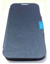 ZTE Blade Q Maxi - Μαγνητική Θήκη Με Σκληρό Πίσω Κάλυμμα Σκούρο Μπλέ (ΟΕΜ)