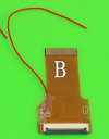 Backlight Adapter Screen Mod Ribbon καλωδιοταινία για GameBoy Advance  32 pins
