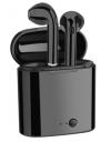 Μίνι Ακουστικα Bluetooth με βάση φόρτισης i7s TWS σε μαυρο χρωμα