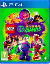 PS4 GAME - LEGO DC Super-Villains
