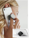 VONMAHLEN Δακτυλιδι στηριξης για κινητα τηλέφωνα μαυρο χρωμα