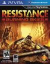 Resistance: Burning Skies psvita