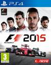 PS4 GAME - F1 2015 (MTX)