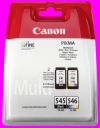Canon PG-545/CL-546 Multipack Ink 8287B005