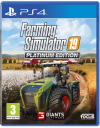 PS4 GAME - Farming Simulator 19 (Platinum Edition)