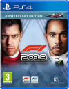 PS4 Game - F1 2019 Anniversary Edition