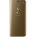 ΘΗΚΗ ΒΙΒΛΙΟ CLEAR VIEW ΓΙΑ Samsung Galaxy A71 ΧΡΥΣΟ(OEM)