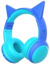 Παιδικά Ακουστικά ενσυρματα Μπλέ Με Προστασία Έντασης  GS-E61V (Gorsun)