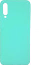 Samsung Galaxy A70 2019 Λεπτή Θήκη Σιλικόνης TPU Ανοιχτό Τιρκουάζ (oem)