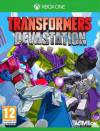 XBOX ONE GAME - Transformers Devastation