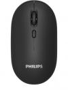 Philips ασύρματο ποντίκι οπτικό M203  μαύρο