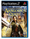 PS2 GAME - The Lord of the rings Aragorns Quest