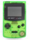 Φορητή Κονσόλα GB Boy Colour - Green με φωτιζόμενη οθόνη και 66 παιχνίδια στη μνήμη