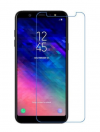 Προστατευτικό Οθόνης 9H Tempered Glass για Samsung Galaxy A6 Plus (2018) (ΟΕΜ)