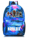 Blue Nebul Roblox Τσάντα πλάτης αδιάβροχη (ΟΕΜ)