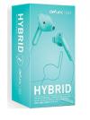 Ακουστικά Hands Free Defunc GO Hybrid 3.5mm ΓΑΛΑΖΙΟ