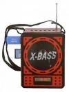 Φορητό Mp3 player/radio με ηχείο 1.5w WAXIBA XB-9916C