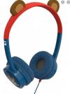 Ακουστικά για παιδιά iFrogz by ZAGG Little Rockerz Costume Headphones Αυτακια Αρκουδακι Με προστασία έντασης