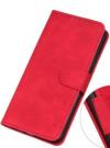 Δερμάτινη Θήκη Πορτοφόλι με κούμπωμα για Xiaomi Redmi  9T  - ΤΡΙΑΝΤΑΦΥΛΛΙ ΧΡΩΜΜΑ (oem)