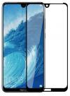 Full glue γυαλί προστασίας Honor 8A Tempered Glass 9H AntiCrash / Antifingerprint Black (oem)