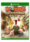 XBOX ONE GAME - Worms Battlegrounds