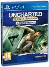 PS4 GAME - Uncharted Drake's Fortune Remastered (Ελληνικό)