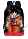 Dragon Ball Z (με χαραχτήρα Songoku) Τσάντα πλάτης αδιάβροχη (ΟΕΜ)