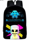 Marshmello DJ Music des9 Τσάντα πλάτης αδιάβροχη (ΟΕΜ)